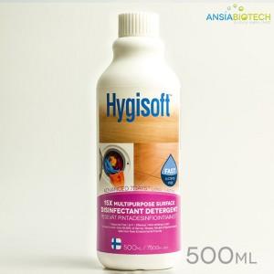 Hygisoft 科威15倍超濃縮多用途表面殺菌消毒清潔劑 500ml