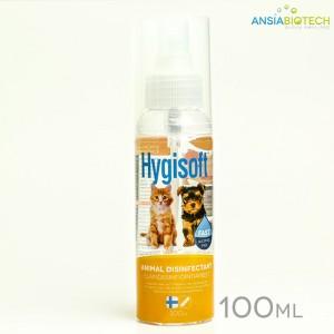 Hygisoft 科威動物體味控制滅菌消毒噴霧 100ml