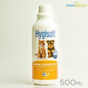 Hygisoft 科威動物體味控制滅菌消毒噴霧 500ml補充瓶