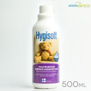 Hygisoft 科威多用途表面殺菌消毒噴霧 500ml補充瓶